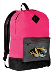 Missouri Backpack Classic Style HOT PINK