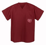 Missouri State University Scrubs Top Shirt-