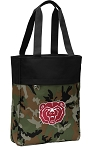 Missouri State Tote Bag Everyday Carryall Camo