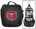Missouri State Bears Toiletry Bag or Shaving Kit
