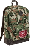Missouri State University Camo Backpack