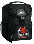 Miami University Redhawks Insulated Lunch Box Cooler Bag