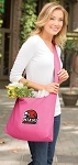 Miami University Redhawks Tote Bag Sling Style Pink