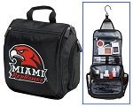 Miami University Redhawks Toiletry Bag or Shaving Kit