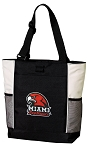 Miami University Redhawks Tote Bag W