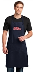 Ole Miss Apron LARGE