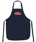 Ole Miss Deluxe Apron