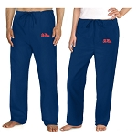 Ole Miss Scrubs Bottoms Pants