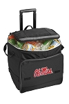 University of Mississippi Rolling Cooler Bag