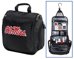 University of Mississippi Toiletry Bag or Shaving Kit