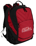 University of Mississippi Laptop Computer Backpack