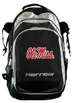 University of Mississippi Harrow Field Hockey Lacrosse Backpack Bag
