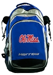 Ole Miss Harrow Field Hockey Backpack Bag Royal