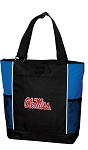 University of Mississippi Tote Bag Roy