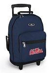 Ole Miss Rolling Navy Backpacks