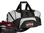 Small Mississippi State University Gym Bag or Small MSU Bulldogs Duffel