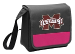 Mississippi Stat Lunch Bag Cooler Pink
