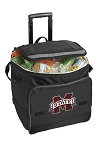 Mississippi Stat Rolling Cooler Bag