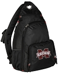 Mississippi Stat Backpack Cross Body Style