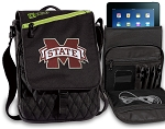 Mississippi Stat Tablet Bags & Cases Green