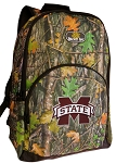 Mississippi State Backpack REAL CAMO DESIGN