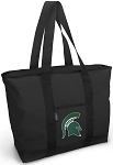 Michigan State Tote Bag Michigan State University Totes