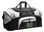 Marshall University Duffel Bags or Marshall Gym Bags For Men or Women