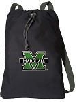 Marshall Cotton Drawstring Bag Backpacks