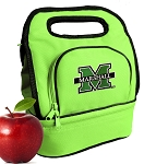 Marshall University Lunch Bag Green
