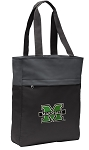 Marshall Tote Bag Everyday Carryall Black