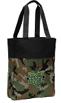 Marshall University Tote Bag Everyday Carryall Camo