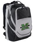 Marshall University Laptop Backpack