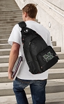 Marshall Backpack Cross Body Style