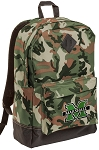 Marshall University Camo Backpack