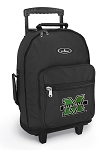 Marshall Rolling Backpacks Black
