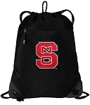 NC State Drawstring Bag Backpack