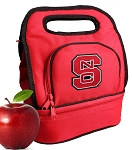 NC State Lunch Bag Red