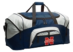 Large University of Nebraska Duffle Nebraska Huskers Duffel Bags