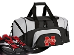 Small University of Nebraska Gym Bag or Small Nebraska Huskers Duffel
