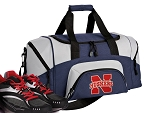 Nebraska Small Duffle Bag Navy