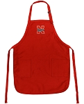 University of Nebraska Apron College Logo Red
