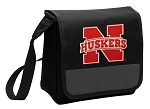 University of Nebraska Lunch Bag Cooler Black