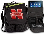 University of Nebraska Tablet Bags & Cases Green