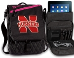 University of Nebraska Tablet Bags & Cases Pink