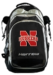 University of Nebraska Harrow Field Hockey Lacrosse Backpack Bag
