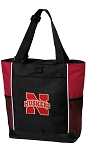 University of Nebraska Tote Bag Red