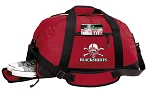 Nebraska Blackshirts Duffle Bag Red