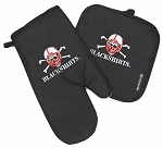 Nebraska Blackshirts Mitt Potholder Set