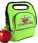 Nebraska Blackshirts Lunch Bag Green