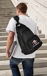 Nebraska Blackshirts Backpack Cross Body Style